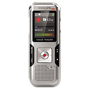 Philips DVT4000 Voice Tracer Conversation Recording