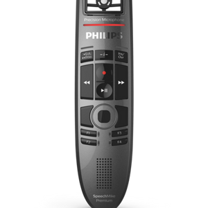 Philips SMP-3700 SpeechMike Push-Button - Dictation Solutions Australia