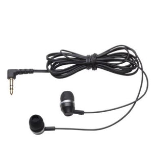 Olympus E38  Canal Type Stereo Earphones - Dictation Solutions Australia