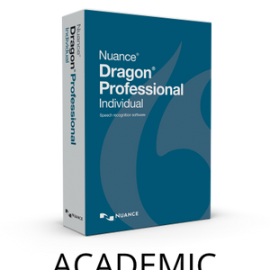 Dragon Professional 15 - Academic Educational Student (Windows PC)