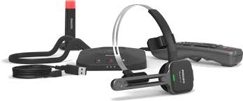 Philips PSM6500 SpeechOne Wireless Dictation Headset - Dictation Solutions Australia
