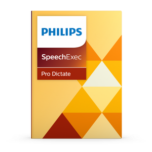 Philips SpeechExec Pro Dictate v11 - 2 Year Subscription (LFH4412/00)
