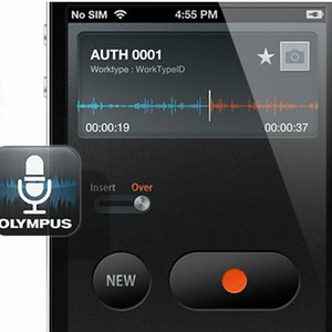 RENEW 12 Month Subscription - Olympus Dictation Smartphone App ( ODDS) - Dictation Solutions Australia