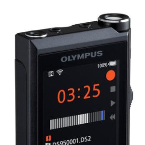 Olympus DS-9500 Voice Recorder - Dictation Solutions Australia
