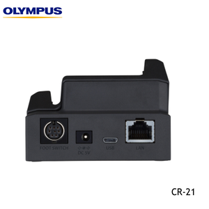 Olympus CR21 Docking Station (DS9500,DS7000) - Dictation Solutions Australia