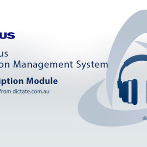 Olympus AS9002 Transcription Module - Dictation Solutions Australia
