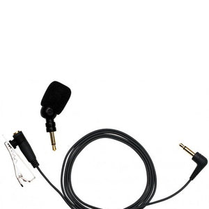 Olympus ME52W Uni-directional Mono Microphone With Clip - Dictation Solutions Australia
