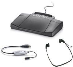 PHILIPS LFH5220 Transcription Kit - Dictation Solutions Australia