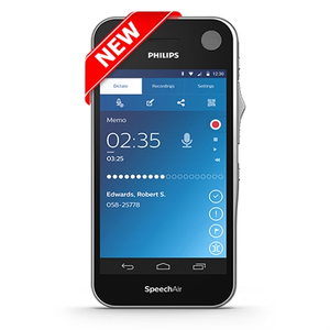 Philips SpeechAir 2 Smart Voice Recorder
