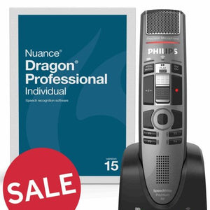 Dragon Pro  15 - Wireless Ultimate Package - Dictation Solutions Australia