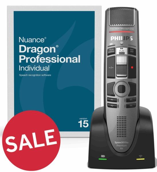 Dragon Pro 15 - Wireless Training Package Eofy Sale ! Dragon Legal