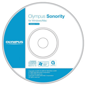 AS50 Sonority Plus CD-ROM