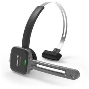 Philips PSM6300 SpeechOne Wireless Dictation Headset - Dictation Solutions Australia