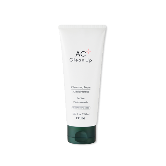 ETUDE HOUSE AC Clean Up Daily Cleansing Foam 150mL