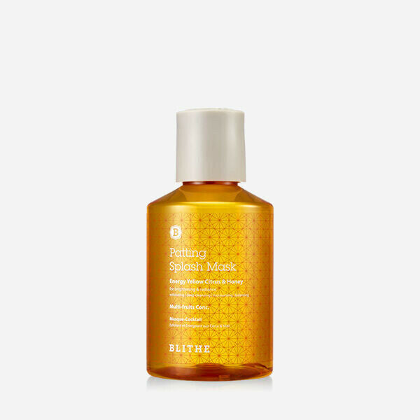 BLITHE Patting Splash Mask 150mL Citrus & Honey