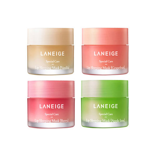 LANEIGE Lip Sleeping Mask 20g - Berry / Grapefruit / Apple Lime / Vanilla