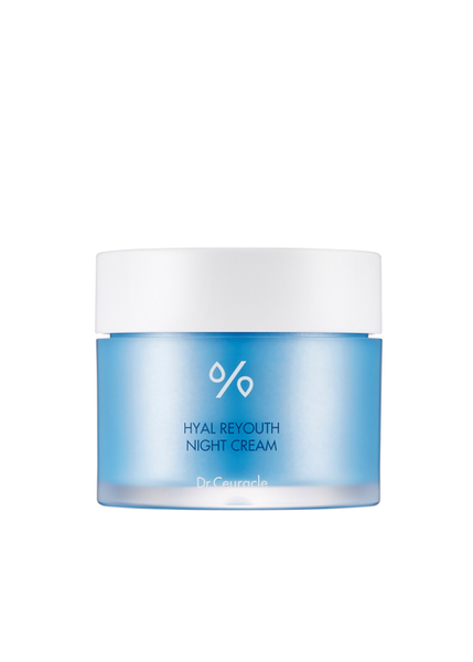 DR.CEURACLE Hyal Reyouth Night Cream 60g