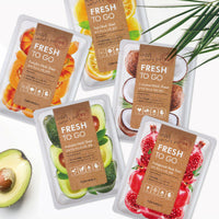 TONYMOLY Fresh To Go Mask Sheet 22g - 5pcs (5 Types)