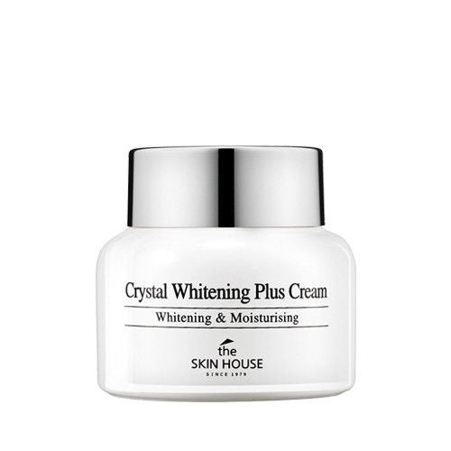 THE SKIN HOUSE Crystal Whitening Plus Cream 50g