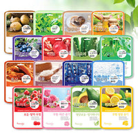 Natureby Essence Mask Sheet 23g * 10 PCS - 16 Kinds of / Made in Korea