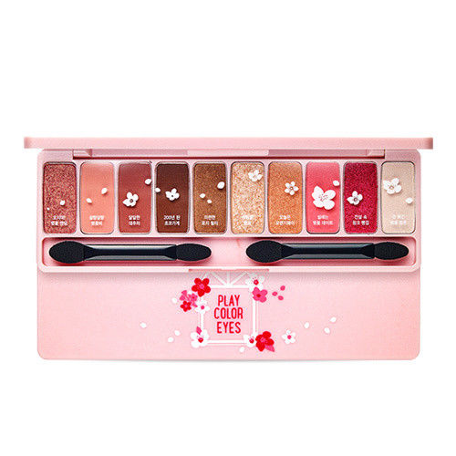 ETUDE HOUSE Play Color Eyes Cherry Blossom 0.8g * 10 Colors