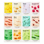 MISSHA Airy Fit Sheet Mask 19g * 7 PCS SET ( 12 Types )