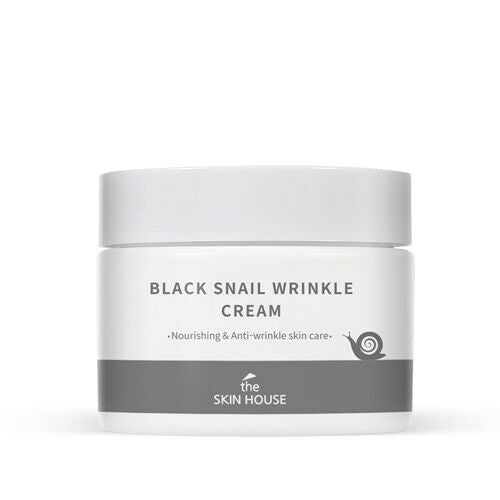 THE SKIN HOUSE Black Snail Wrinkle Cream 50mL