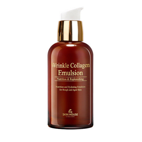 THE SKIN HOUSE Wrinkle Collagen Emulsion 130mL