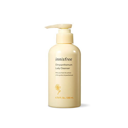 INNISFREE Chrysanthemum Lady Cleanser 200mL