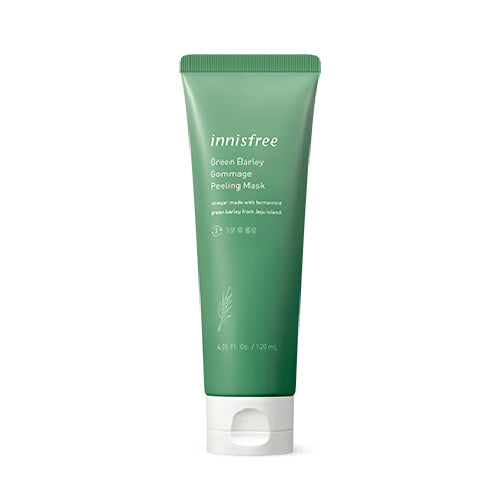 INNISFREE Green Barley Gommage Peeling Mask 120mL