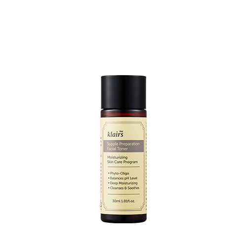 KLAIRS [ SAMPLE ] Supple Preparation Facial Toner 30mL