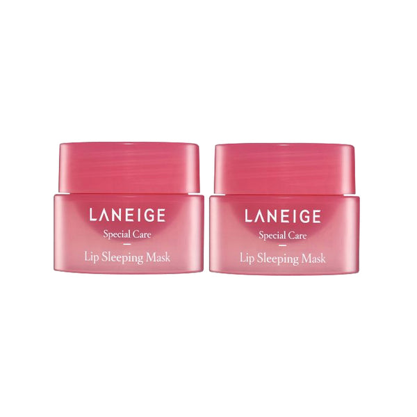 LANEIGE [ SAMPLE ] Lip Sleeping Mask  3g * 2 PCS