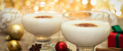 The Infamous Origins of Eggnog