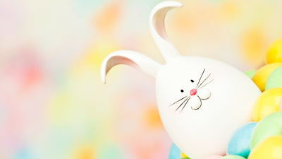 The Origin of the Easter Bunny & Other Eggcellent Traditions