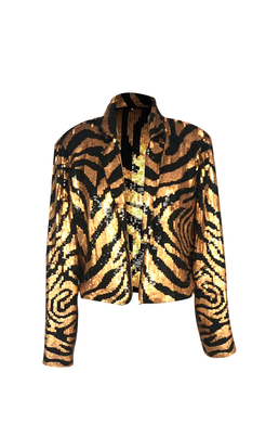 CHAQUETA GOLDEN Z