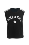 CAMISETA TANK ROCK AND ROLL