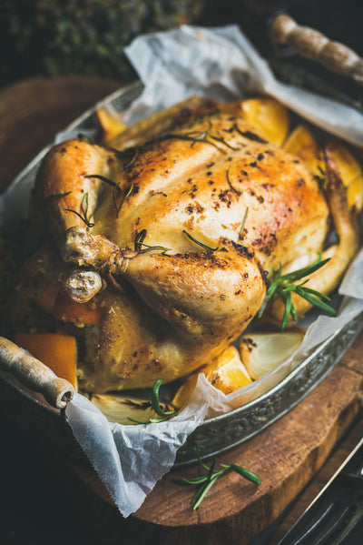 Recipe: Thomas Keller's Simple Roast Chicken