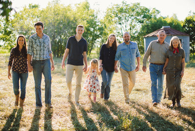 Texas Rancher Spotlight: Green Fields Farms