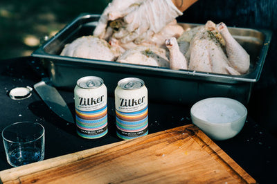 Zilker's Marco IPA Beer Can Chicken
