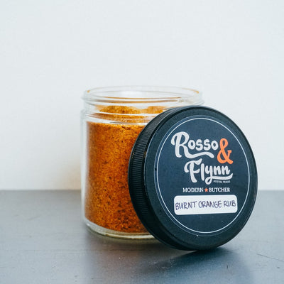 Burnt Orange Spice Rub
