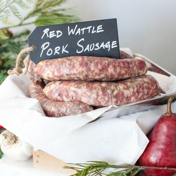 Red Wattle Pork Sausage