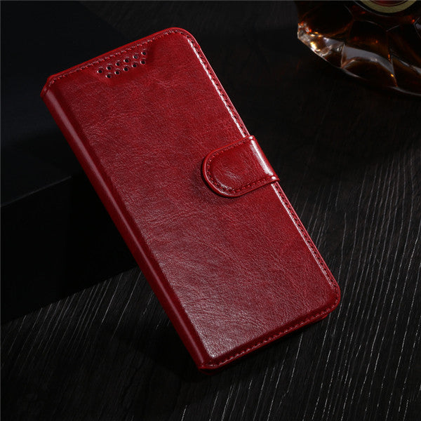 Leather Flip Cover Case for Lenovo S660 S60 S650 S820 S850 S856 S860 S858T S890 S898T S90 S920 S939 S960 S580 S5860 Coque Shells