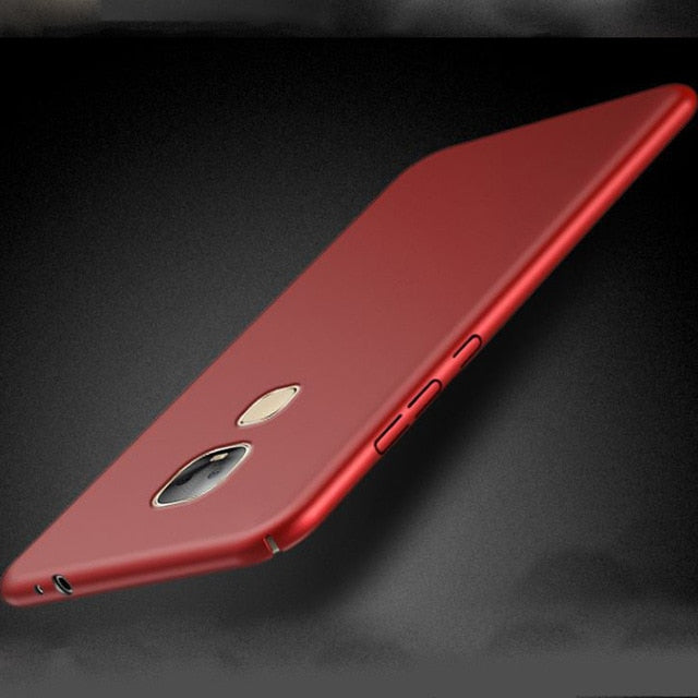 Leeco Le Pro 3 AI Case Hard Plastic 5.5 Matte Back Case For Funda Letv Leeco Le Pro 3 AI Edition Cover X650 x651 Full Protect PC