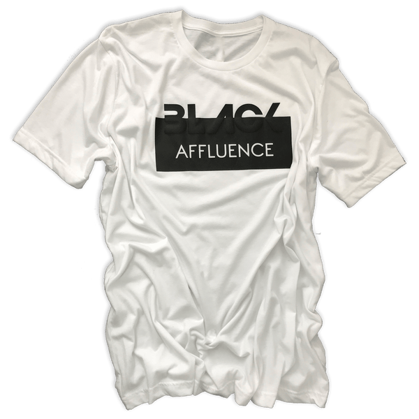 Black Affluence | Unisex Statement T-Shirt