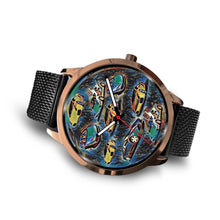 Load image into Gallery viewer, Rose Gold Sport Car Watch