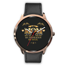 Load image into Gallery viewer, Rose Gold Custom Mom Watch