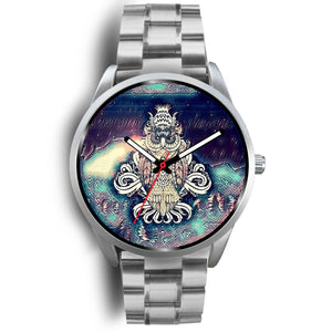 Custom Night Own Watch - Silver