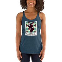 I don't know her BFF Women's Racerback Tank - HemPress Design