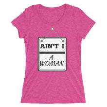 Load image into Gallery viewer, Ain't I a Woman  Racism t-shirt