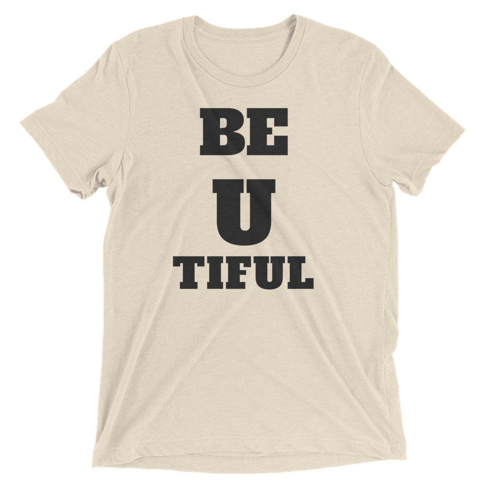 Short sleeve t-shirt Be U Tiful
